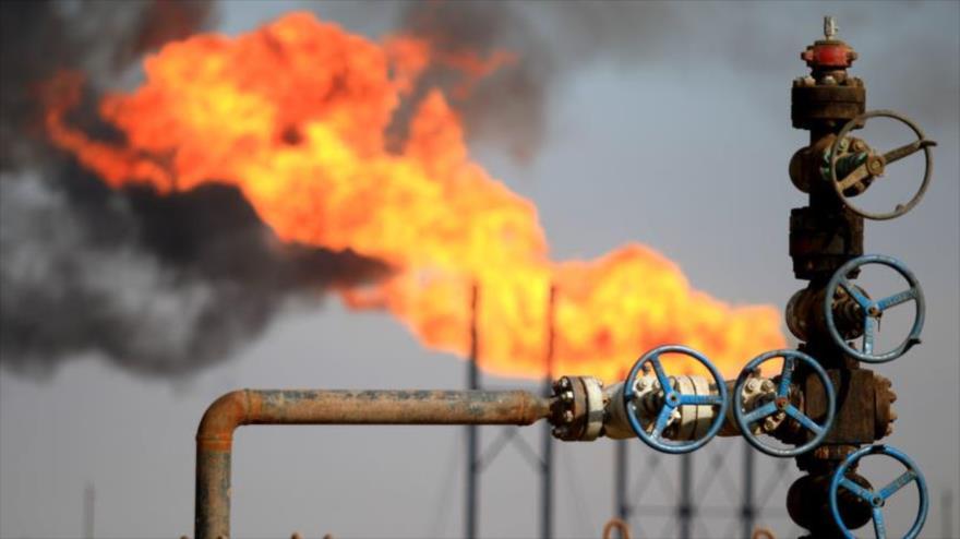 Cinco cohetes impactan en una compañía petrolera de EEUU en Irak