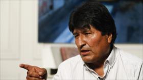 Morales ve el litio como el causante del golpe de Estado en Bolivia