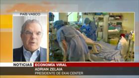 Zelaia: Coronavirus ha destruido la economía del Occidente