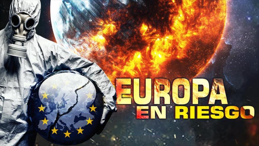Detrás de la Razón: La Unión Europea está en riesgo de desaparecer debido a la epidemia