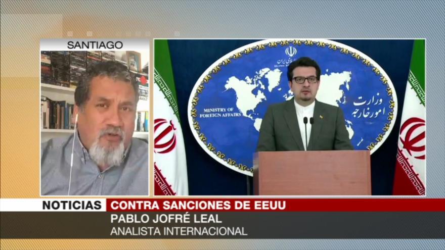 """""""El Gobierno criminal de EEUU sanciona a Irán pese a COVID-19"""""""