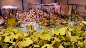 Roban dos millones de mascarillas en España en plena pandemia