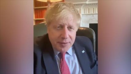 Reacciones de líderes mundiales a paso de Boris Johnson a ICU