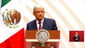 López Obrador presenta un plan frente a la crisis de coronavirus