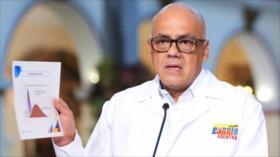 Rodríguez: Colombia cola mercenarios para ataques en Venezuela