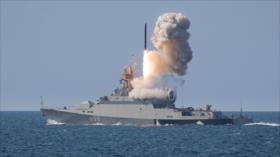 Rusia desafía con simulacros presencia de EEUU frente a costa siria
