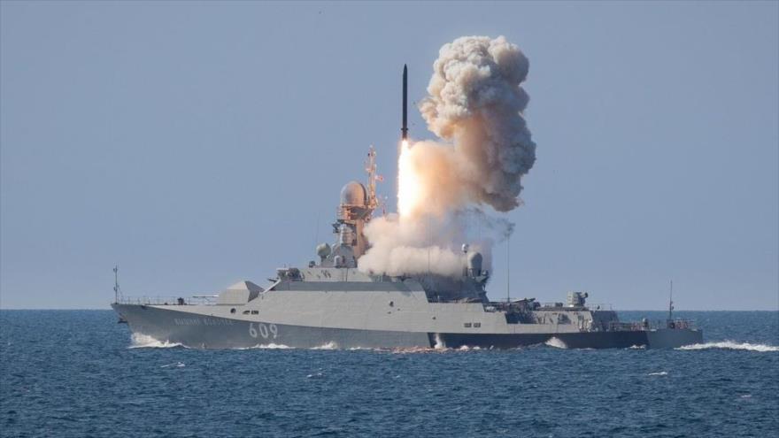 Rusia desafía con simulacros presencia de EEUU frente a costa siria | HISPANTV