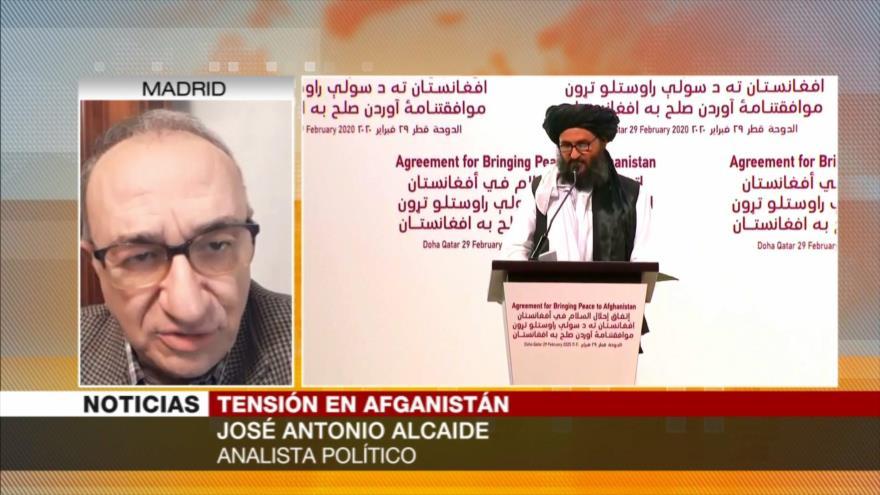 """Presos de Talibán liberados por Kabul deberán dejar de actuar"""