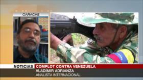 """""""EEUU y Colombia buscan atentar contra Venezuela desde fronteras"""""""