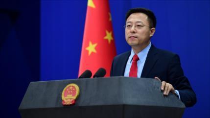 China insiste en que COVID-19 fue llevada por EEUU a Wuhan