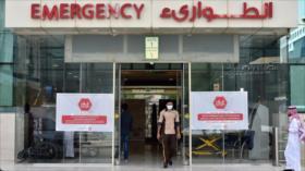 Arabia Saudí prevé hasta 200 000 contagios por COVID-19