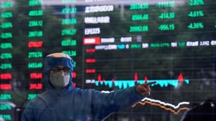 Economía mundial sufrirá durante 7 años los efectos de COVID-19