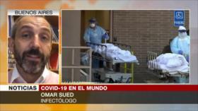 Omar Sued: Vacuna contra COVID-19 podría tardar entre 8 y 15 meses
