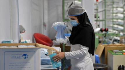Irán comercializará sus kits de prueba, respiradores y mascarillas