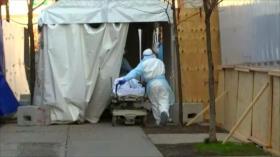 El coronavirus azota con fuerza Estados Unidos