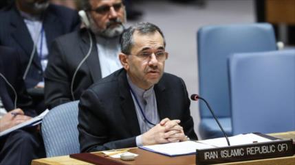 Irán exige ante la ONU el fin de sanciones de EEUU por COVID-19