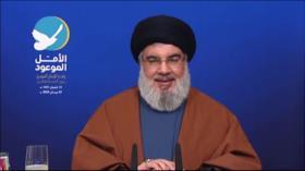 Hezbolá: Israel teme que no llegue a vivir más de 80 años