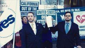 """""""El Estado de California no apoya políticas de EEUU contra Irán"""""""