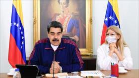 Maduro: mafias vinculadas a Guaidó, mataron a nuestros militares