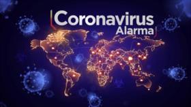Coronavirus Alarma