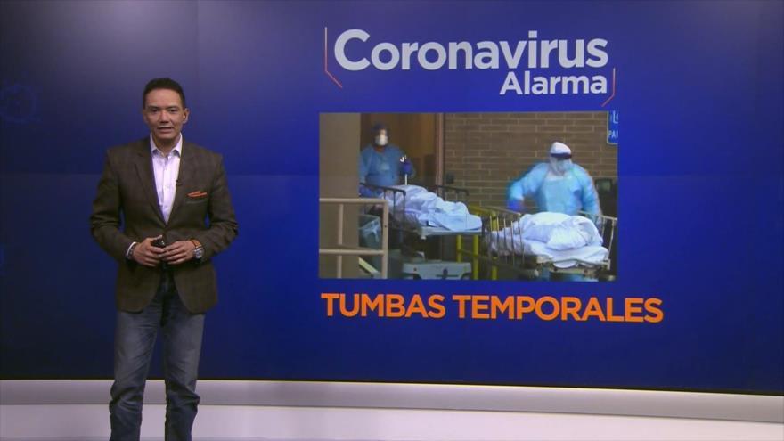 Coronavirus Alarma: Sanciones antiraníes de EEUU. Evitar el estrés de niños en cuarentena. COVID-19, principal prueba para la UE