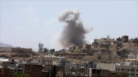 Arabia Saudí lanzó 300 ataques aéreos contra Yemen en una semana
