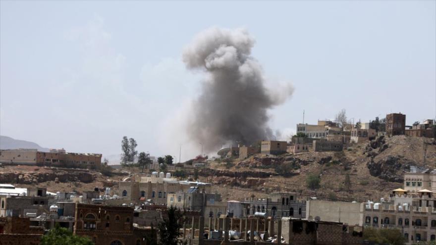 Arabia Saudí lanzó 300 ataques aéreos contra Yemen en una semana | HISPANTV