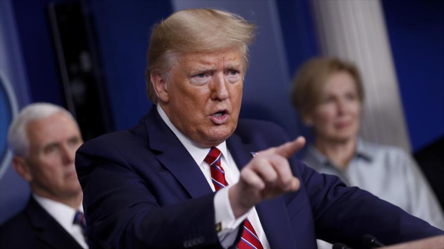 A golpe de escándalos y mentiras, gobierna así Trump a los suyos | HISPANTV