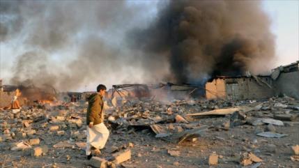 Arabia Saudí ataca centros de cuarentena por el COVID-19 en Yemen