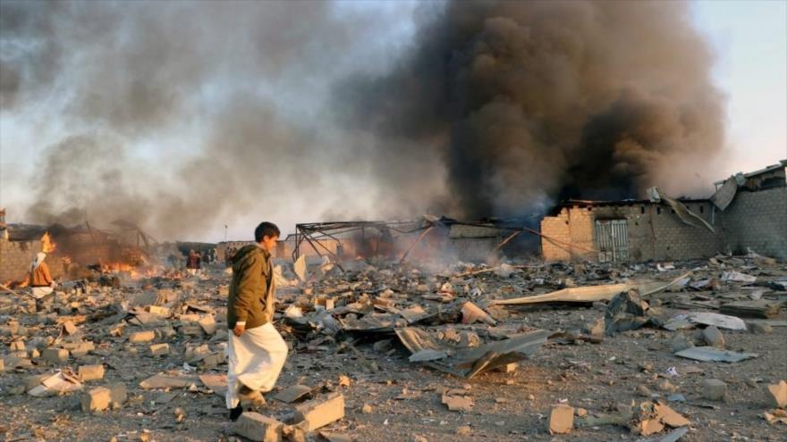 Arabia Saudí ataca centros de cuarentena por el COVID-19 en Yemen | HISPANTV