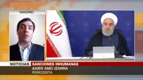 Amo Izarra: Trump critica a la OMS para justificar su mala gestión