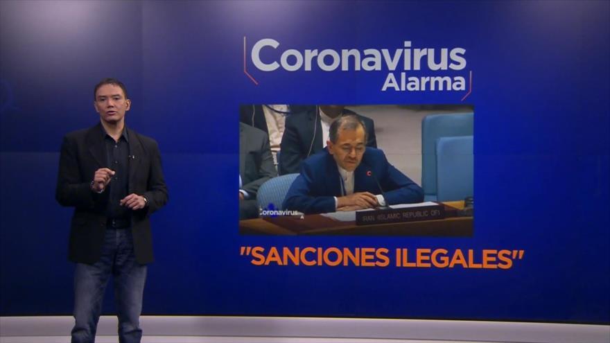Coronavirus Alarma: Irán el fin de sanciones de EEUU por COVID-19. Trump: habrá represalia si La India no ofrece fármaco para COVID-19. Francia, el tercer país europeo en superar los 10 000 muertos por coronavirus