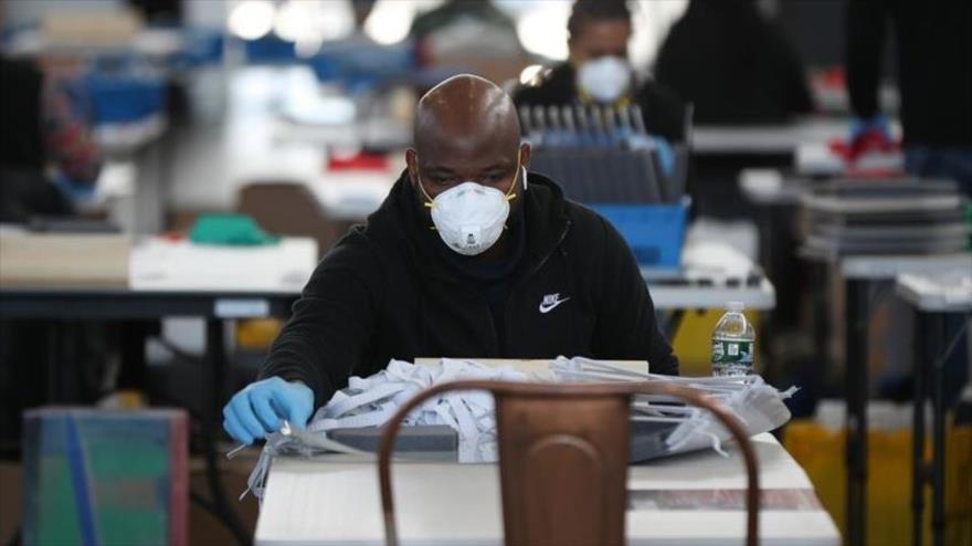 Afroamericanos mueren más que blancos en EEUU por COVID-19 | HISPANTV