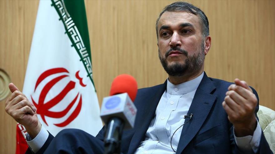 El director general para Asuntos Internacionales del Parlamento iraní, Hosein Amir Abdolahian. (Foto: YJC)
