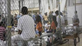 AI reclama liberación de los 40 000 migrantes en EEUU por COVID-19