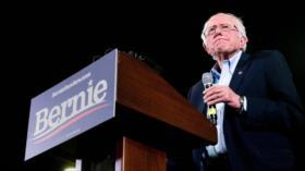 Bernie Sanders se retira de la carrera presidencial de EEUU