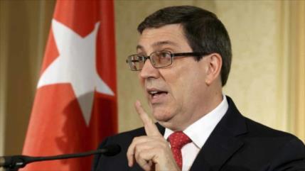 """Cuba rechaza """"calumnia"""" de EEUU sobre narcotráfico con Venezuela"""