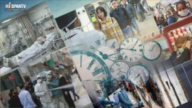 10 Minutos: Coronavirus en Gaza
