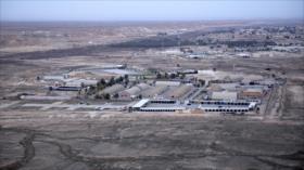 'Los Vengadores' monitorean la base estadounidense de Ain Al-Asad