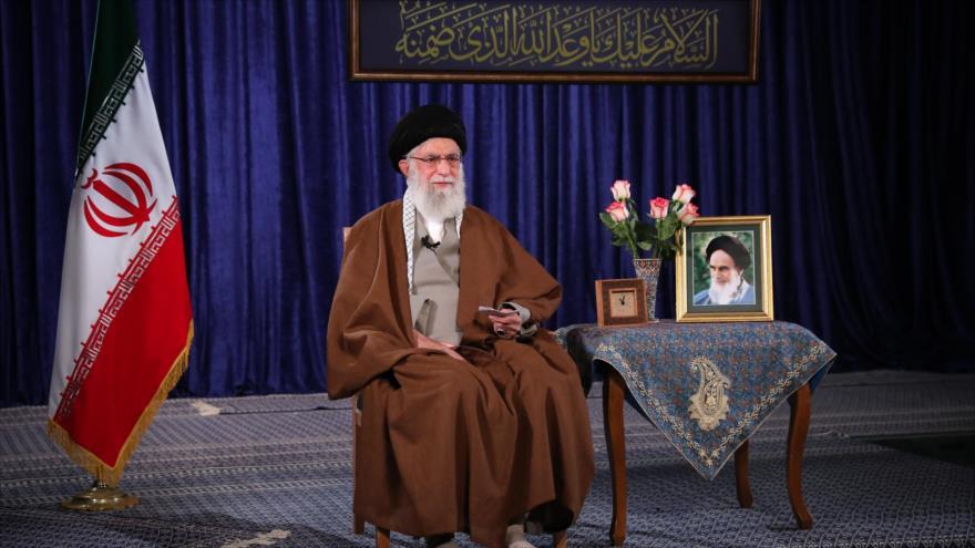 Líder de Irán ofrece un discurso en el natalicio del Imam Mahdi