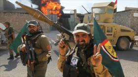 Fuerzas iraquíes inician megaoperación antiterrorista en Al-Anbar