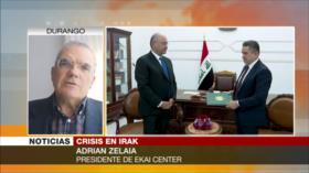 Zelaia: Diferencias internas en Irak, creadas por EEUU