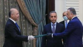 Discurso de Líder. COVID-19 en Europa. Crisis política en Irak - Boletín: 14:30 - 09/04/2020