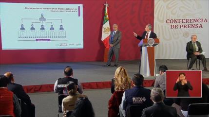 México convoca y capacita personal de salud para frenar COVID-19