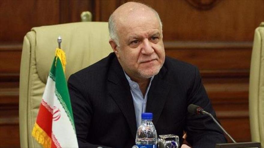 El ministro iraní de Petróleo, Biyan Namdar Zanganeh.