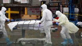 EEUU supera los 16 000 muertos y 462 000 contagios por COVID-19