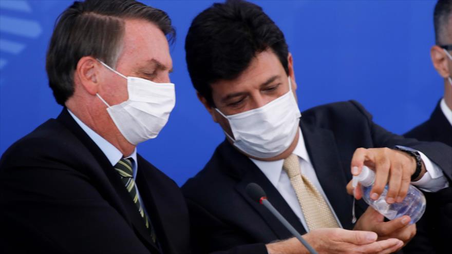 Corte Suprema de Brasil prohíbe a Bolsonaro levantar la cuarentena   HISPANTV