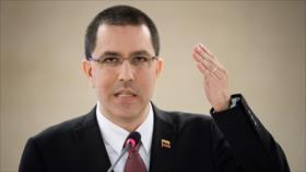 Venezuela denuncia acoso y cerco de EEUU en medio de pandemia
