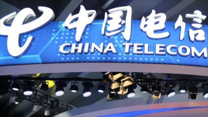 EEUU amenaza con vetar acceso de empresa china Telecom a su mercado
