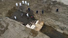 Cuando una isla en EEUU se convierte en cementerio por COVID-19
